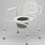 Инвалидное кресло-туалет FS810