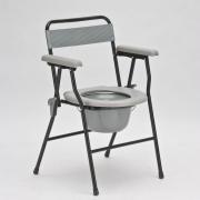 Инвалидное кресло-туалет (складное) FS899